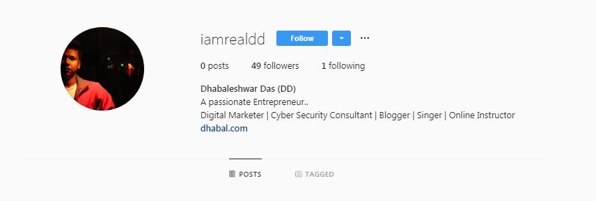 instagram iamrealdd