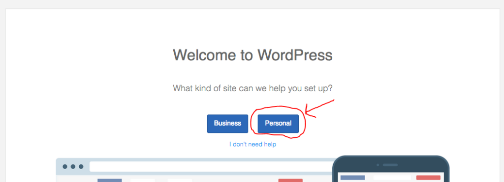 wordpress bluehost